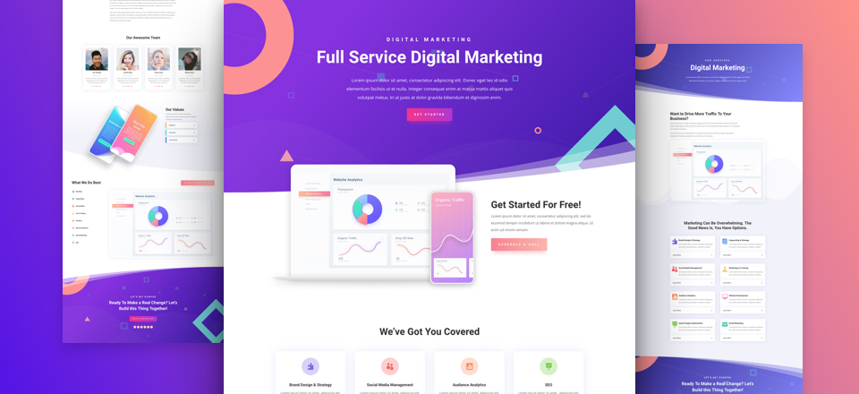 divi 4.0 digital marketing image